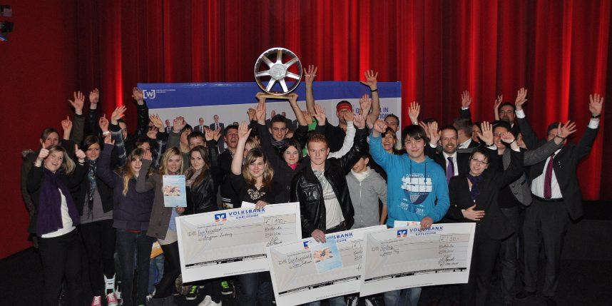 Wirtschaftsjunioren Karlsruhe WJ Karlsruhe Die Junge Wirtschaft bei der Preisverleihung des Wirtschafts Wissen Wettbewerb WWW 2011 Preisverleihung