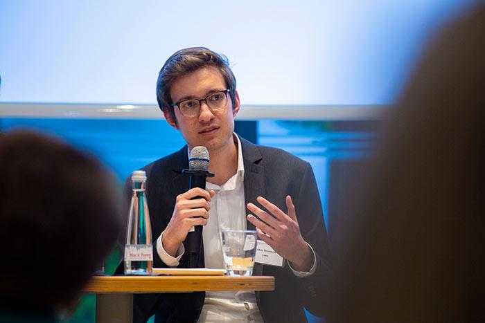 Politische Podiumsdiskussion des AK P Politik zur Landtagswahl