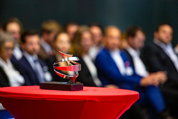 Be efficient Award 2018 mit den Wirtschaftsjunioren Karlsruhe