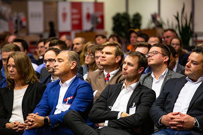 be efficiant award 2018 mit Carsten Preuss und Sascha Rech