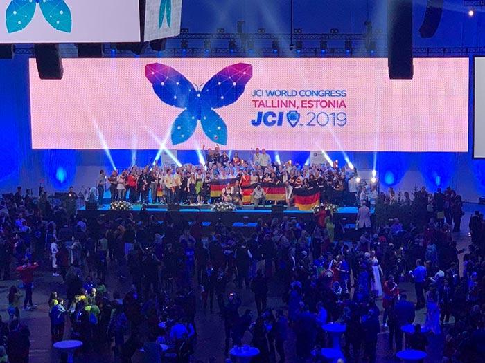 Weltkonferenz WEKO JCI 2019