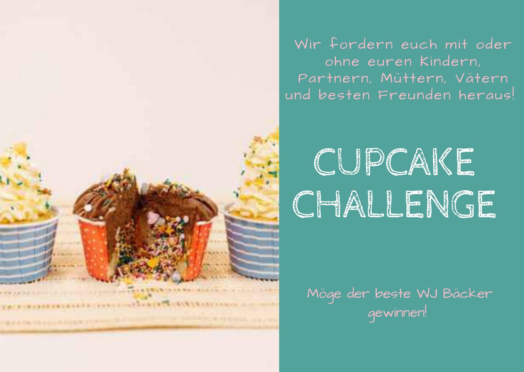 1. WJ Cupcake Challenge